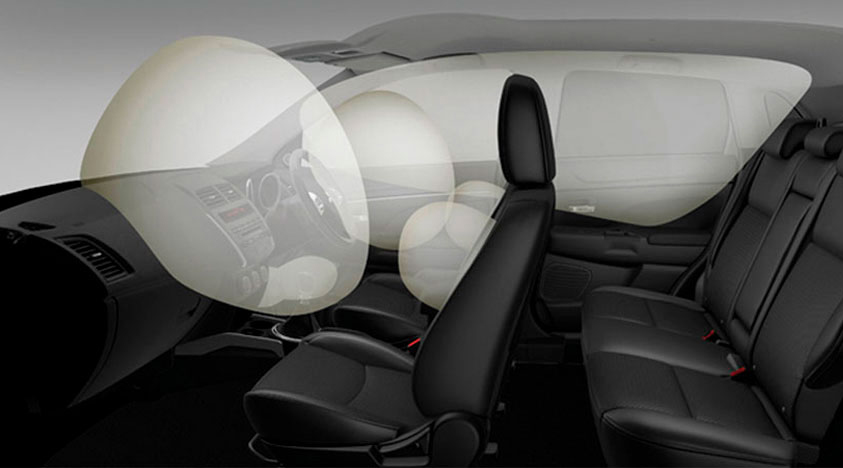 ASX Safety Airbags