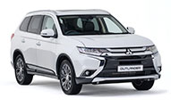 The Mitsubishi Outlander