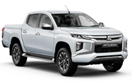 The Mitsubishi Triton